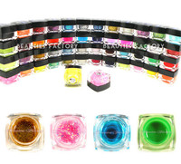 Beauties Factory 8ml UV Color Gel For Nail Art - 50 Colors Available