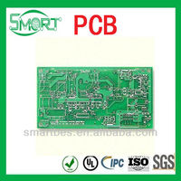 Smart Bes ~double sided copper clad laminate pcb board,1.6mm Board Thickness double sided pcb blank pcb board