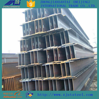 Hot Rolled Standard Metal Structural Steel H Beam Price Per Kg