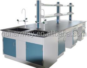 High quality lab equipment table for biology lab