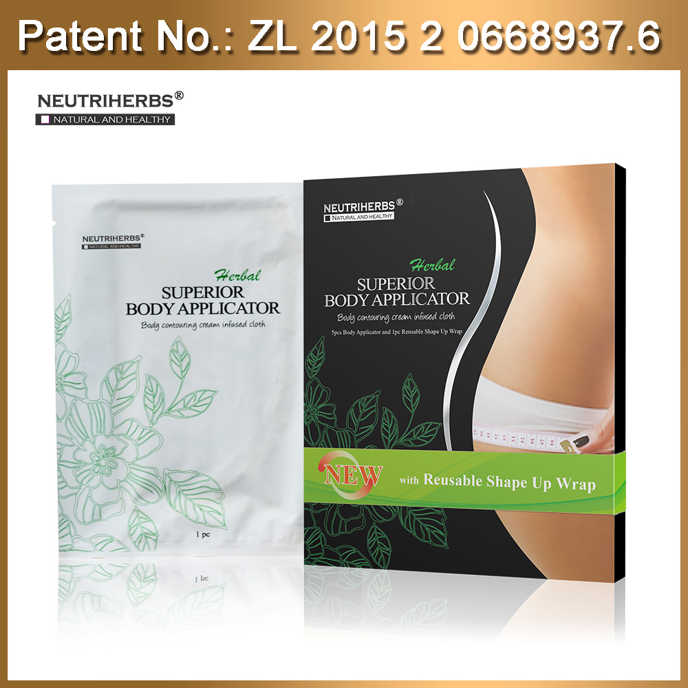 Disposable Herbal Ultimate Detox Slimming It Works for Cellulite Body Wrap Pack