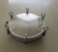 stainles steel tank shell 304 DN25 MANHOLE COVER