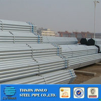 Furniture used galvanized carbon steel pipe