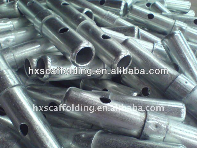 metal pin joint for scaffolding