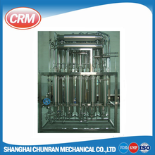 industrial distilled water equipment for pharmacutical water manufacture