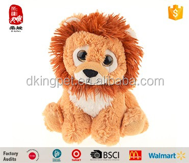 Real Like Lion Stuffed Animals Bulk Toy Wild Animal Plush Toy Lion