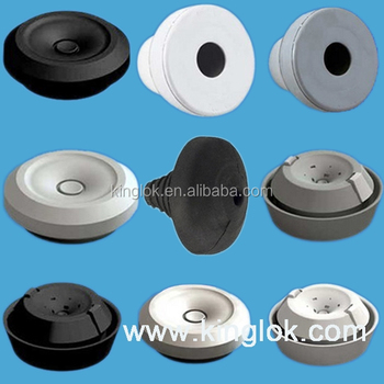 cable gland plug EPDM grommet EPDM Hole Plug Fibre Management Rubber Glands Seal