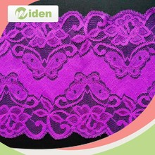 germent accessories fascinating high quality nylon&spandex african lace with low price