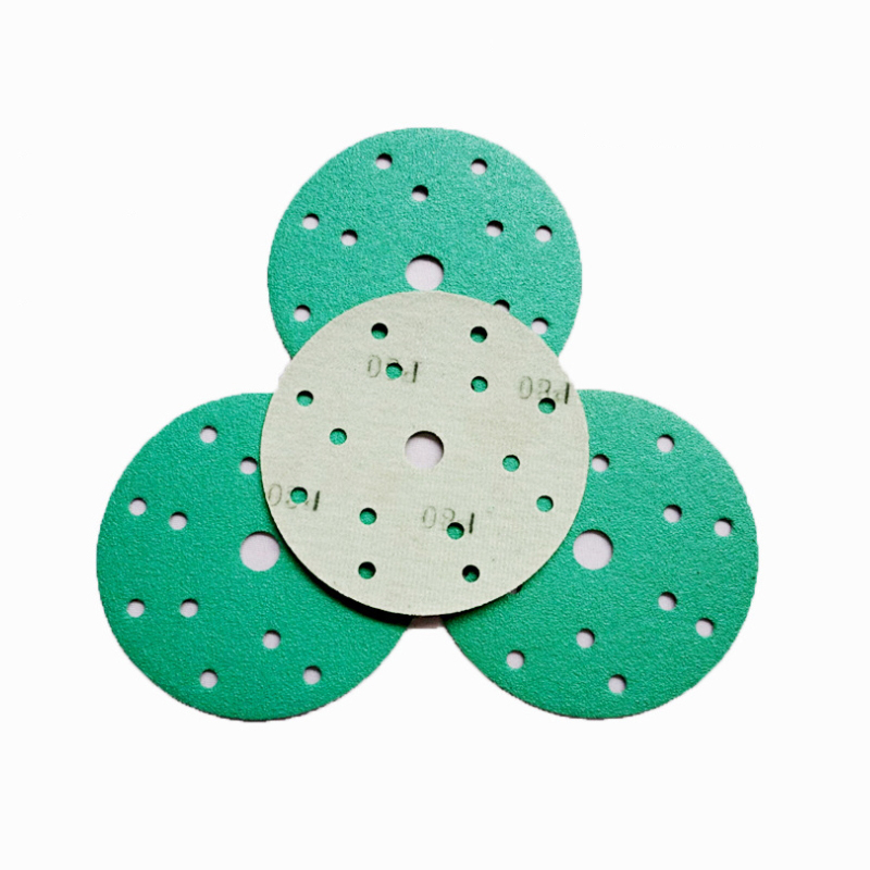 Green Cut Off Wheel Abrasive Cutting and Grinding Disc Can Quick Change A-003