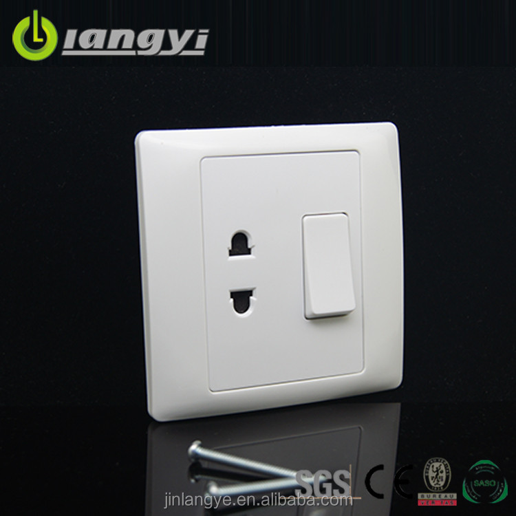 New Products Save Powe Electric 10A Switch And Socket