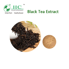 Hot selling health product instant black tea extract powder