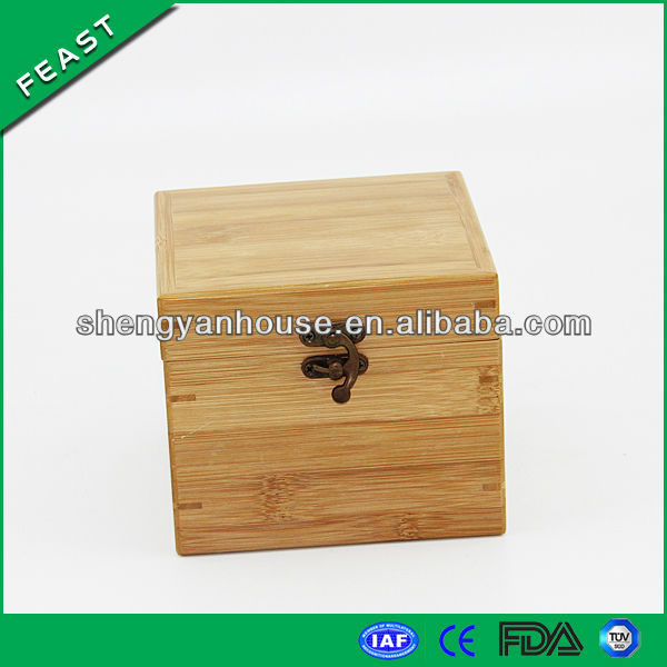 Fashion Popular Jewelry Wooden Boxes Hardware