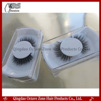 Premium Cheap Mink False Eyelashes Silk Mink Eyelashes Eyelash Box Packaging