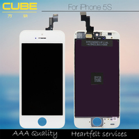Top Quality of No Dead Pixel For Apple iPhone 5s LCD Display with Touch Screen Digitizer Assembly