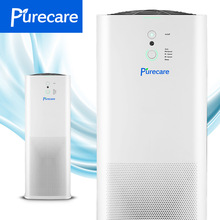 High Quality Remote Control Hepa filter Personal Air Purifier for smoking room