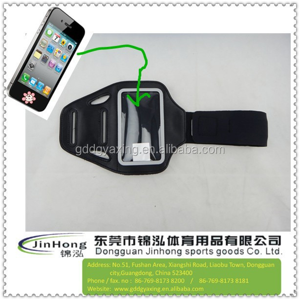 Sports Running Exercise Neoprene Armband Case Pouch for iPhone 5/iPhone 6