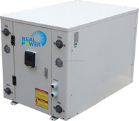 40kw Heating and cooling commercial ground source heat pump