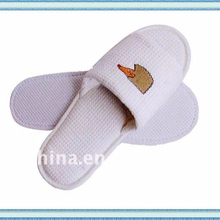 disposable waffel hotel slipper