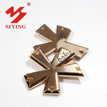 Nickel free lead free metal alloy jewelry plate tags and findings with custom design