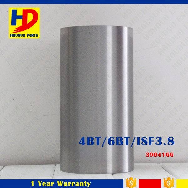 Diesel Engine Cylinder Liners For 6BT 4BT ISF3.8 3904166