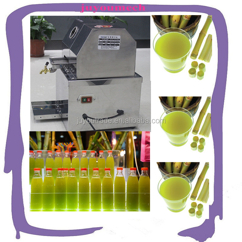 Newest Professional Sugar Cane Juicer Factory Made/ Commercial sugarcane juice machine/ Sugar Cane Juice Extractor Machines
