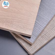 New type wiggle board plywood melamine plywood for sale