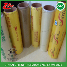 clear cling film in roll pvc cling film