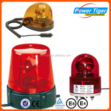 Police Emergency Warning Lights halogen rotating light