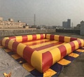 HOLA inflatable swimming pool for summer