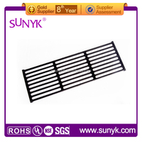 cast iron gas jets burner parts grid for gas stove with double burner