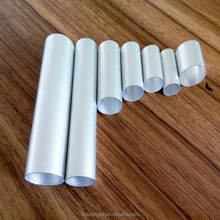 New 6061 t6 aluminum round tube pipes