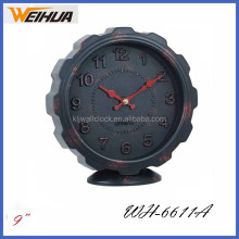 Wholesale OEM Plastic stand antique clock