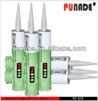 High quality pu sealant for Marine/boat/Ship, waterproof and acid proof seal/led marine aquarium lighting adhesive