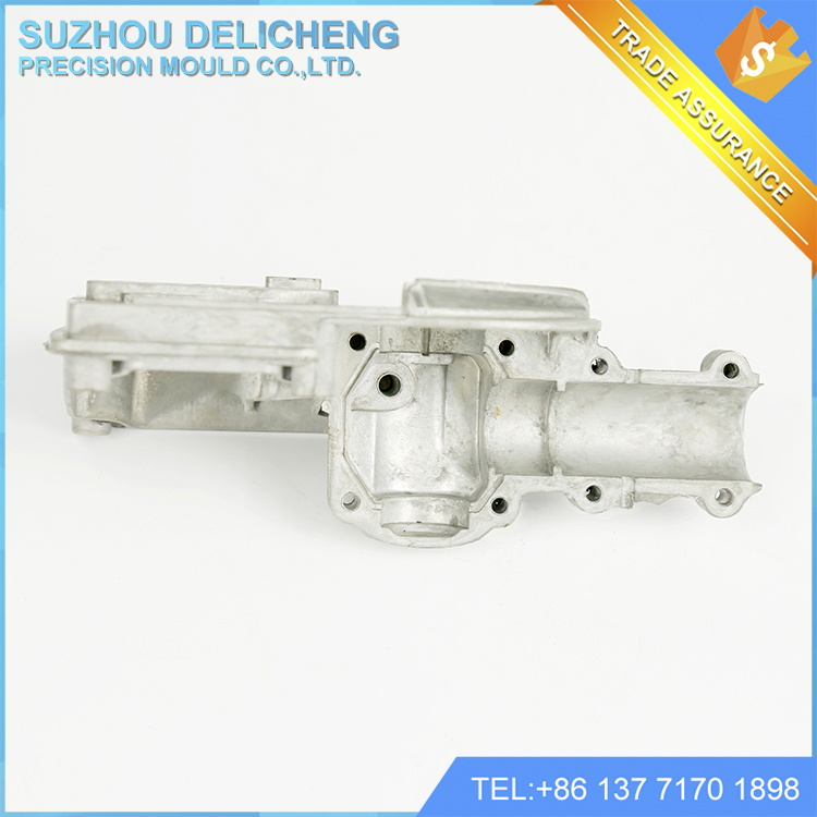 Customized Aluminum/Zinc/Magnesium Door & Window Parts high pressure aluminum die casting