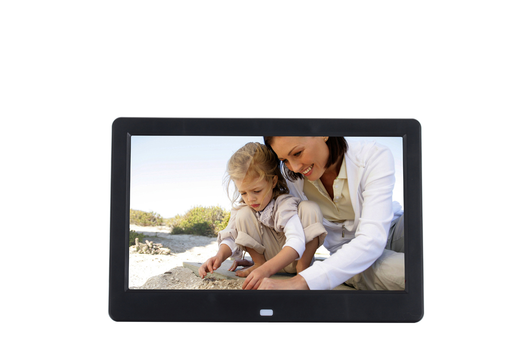 Ads10 inch Digital Photo Frame With Users Manual