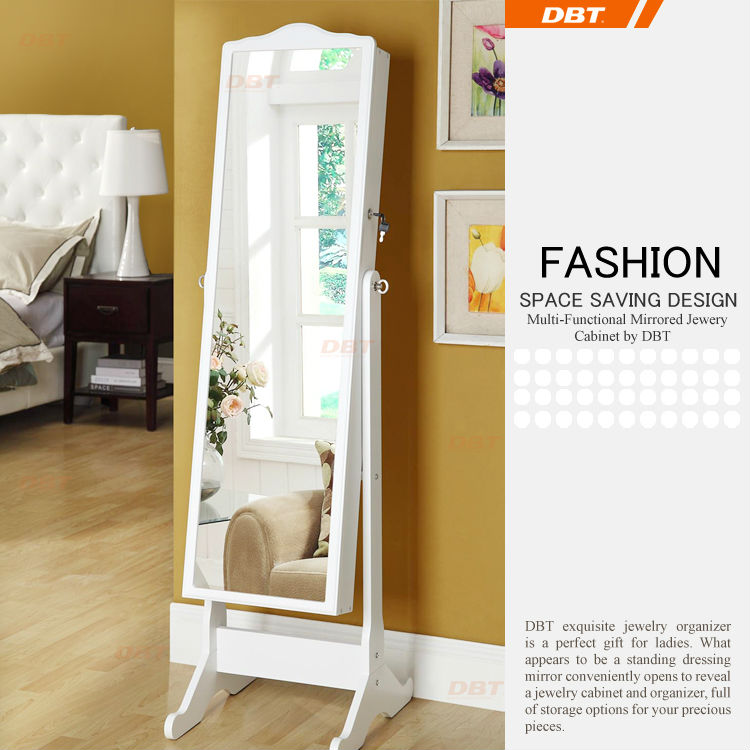 Modern Bedroom Dressing Mirror with cabinet