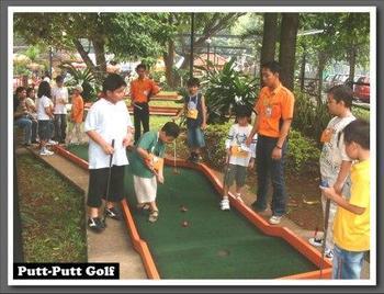 Putt-putt Golf Course And Games - Buy Putt Golf Course ...