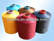 Polyester yarn DTY,textured textile yarn,recycled nonwoven fabric in roll