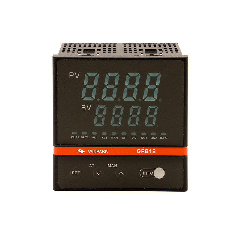 milltary quality GR818 Series temperature controller for plastic machine