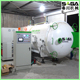 Vacuum Wood Drying Kiln With High Frequency Generator