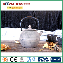 LFGB certification cast iron teapot, tea kettle, water kettle