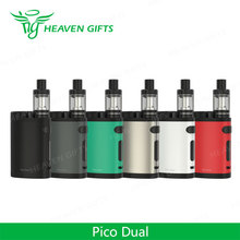 New Coming 200w 2ML Eleaf Pico Dual eGo E Cigarette with MELO III Mini E Cig