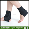 Sports ankle brace shoes, neoprene washable ankle support/ankle protector