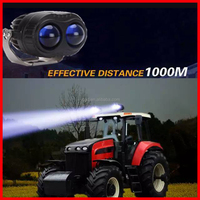 Led Off Road Work Light 20W Truck 4X4 ATV SUV Work Light Offroad Work Light