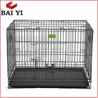 China Local Best Price Strong Galvanized Dog Crate For Sale