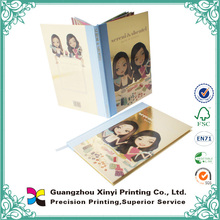 Art paper,offset paper and offset printing printing colorful hair color catalog