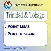 Drop Shipping and good freight transport to Trinidad and Tobago