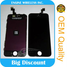100% tested one by one for iphone 5s display original spare parts smartphone