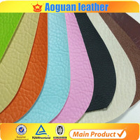 Embossed PVC leather sofa leather for sofa B009