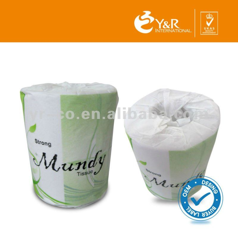 Strong absorbency Toilet Tissue